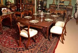Antique Regency Dining Table And  Antique Chairs Circa  At - Regency dining room