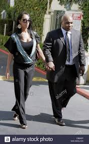 Mike Tyson Clothing Line Mike Tyson And His Wife Lakiha Spicer Eat A Late Lunch At Cafe Med