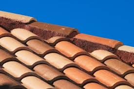 Concrete Tile Roof Repair Huntington Tile Roofing Concrete Clay Roof Tiles Roofer