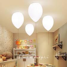 chambre lumiere tz moderne ballon plafond lumière led le de plafond de couleur