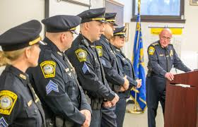 five barnstable police officers promoted to sergeant news