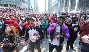 Maple Leaf Square Floor Plans by Raptors U0027 Northern Uprising On Full Display In Maple Leaf Square