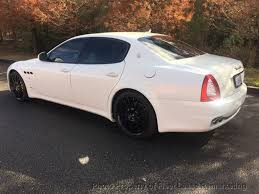 maserati white sedan 2011 maserati quattroporte 4dr sedan sport gt s sedan for sale in