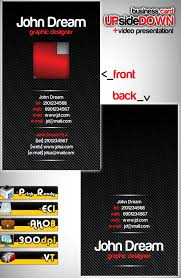 E Business Cards Free 50 Free Photoshop Business Card Templates