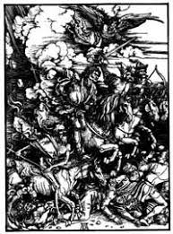 the four horsemen of the apocalypse u2013 second coming of jesus
