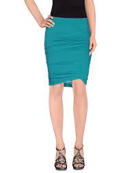 patrizia pepe shop america patrizia pepe sera knee length skirt