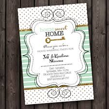 House Warming Invitation Card New Home Invitation House Warming Invitation Open House Any