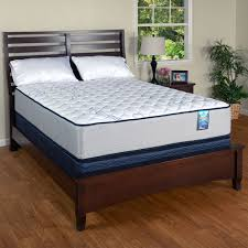 city mattress glacier bay 2 extra firm mattress set