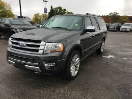 used 2017 ford expedition max platinum in calgary 17p5947