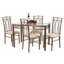 Rectangle Glass Dining Table Set Contemporary Rectangular Glass Top Dining Tables And Sets Olivia U0027s
