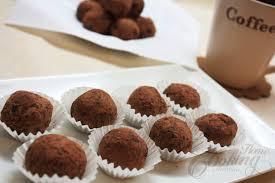 chocolate truffles home cooking adventure
