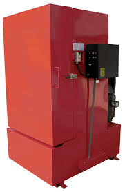 heated parts washer cabinet industrial parts washers front load conveyor
