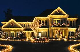 Outdoor Christmas Decorations Installers by Christmas Light Company Hobart In Professional Christmas Light