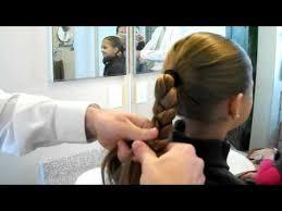 4 in 1 pull thru braid cute girls hairstyles makeup videos