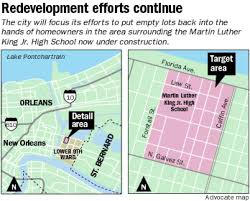 New Orleans Ward Map by Lower 9th Ward Revival Efforts Will Go On Despite Amendment U0027s