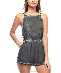 s late deals abroad holidays rvca chaser black romper