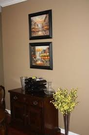 behr mocha accent another view of the