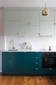 Ikea Kitchen Cabinet Ideas - creative of ikea green kitchen cabinets turquoise painted kitchen