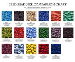 beading bracelet size images Seed bead sizes seed bead definitions types of finishes tips jpg