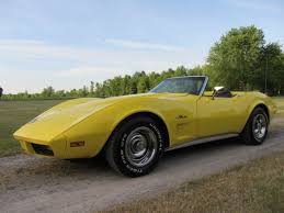 74 corvette stingray 74 corvette stingray convertible v8 factory 4 spd trans great