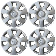 tire size for 2002 toyota camry amazon com 15 set of 4 hubcaps 2002 toyota camry wheel covers