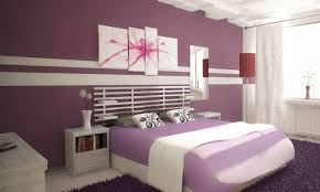 purple colors for rooms black metal panel bed 2 drawer nightstand