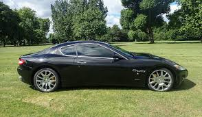 maserati granturismo blacked out this maserati granturismo is your bargain slice of timeless