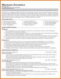 Sample Advertising Resume by Advertising Resume Examples Formats Csat Co