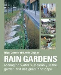rain gardens managing water sustainably in the garden and rain gardens managing water sustainably in the garden and designed landscape nigel dunnett andy clayden 9780881928266 amazon com books