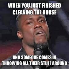 Cleaning Meme - 10 cleaning memes you will relate to if you hate cleaning