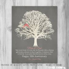 35 wedding anniversary unique 35th wedding anniversary gift b42 in images gallery m98 with