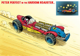 wacky races wacky races fury road style by mark sexton mad max cars and