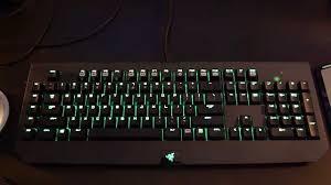 razer black friday razer black widow ultimate stealth 2014 keyboard followup and