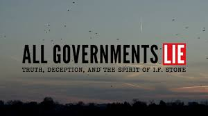 all governments lie deception and the spirit of i f