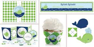 baby shower whale theme tale of a whale baby shower decorations theme babyshowerstuff