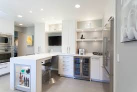 laundry in kitchen design ideas kitchen contemporary with glass