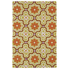 3 X 5 Indoor Outdoor Rugs Kaleen Matira Gold 3 Ft X 5 Ft Indoor Outdoor Area Rug Mat02 05