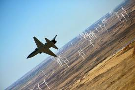 Oklahoma Travel Air images Oklahoma saves military training airspace disrupted by wind farms jpg