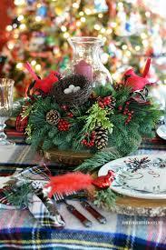Christmas Hurricane Centerpiece - 1438 best christmas images on pinterest la la la holiday ideas