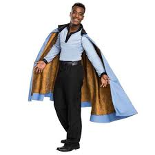 Starsky And Hutch Costume Star Wars Lando Calrissian Grand Heritage Costume Rubies