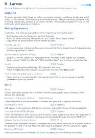 Examples Of Esthetician Resumes by How To Fake A Resume Resume For Your Job Application