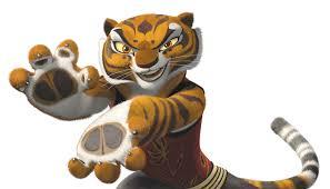 tigress characters kung fu panda