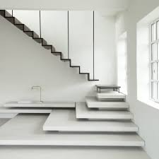 Lobby Stairs Design Staircase Architecture And Design Dezeen