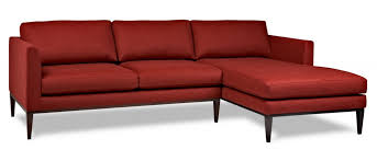 American Leather Furniture The Century House In Madison WI - Henley leather sofa