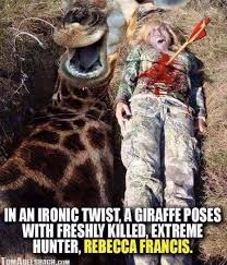 Meme Hunter - women hunters trophies hypocrisy and assholes recoil