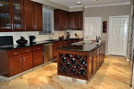 Kitchen Cabinet Wine Rack Ideas Kitchen Islands With Wine Racks Meetmargo Co