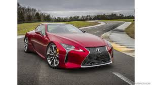 lexus lf lc red 2017 lexus lc 500 coupe red front hd wallpaper 13