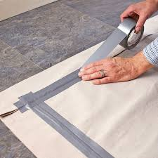 Diy Area Rug From Fabric Diy Drop Cloth Rug 12 For Drop Cloth Leftover Paint