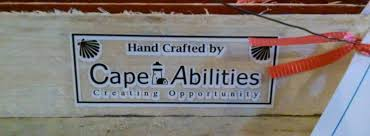 cape abilities participants hand craft cape cod flags for you