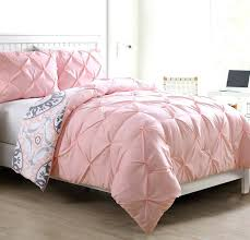 light pink down comforter light pink down comforter 2 piece twin twin reversible comforter set